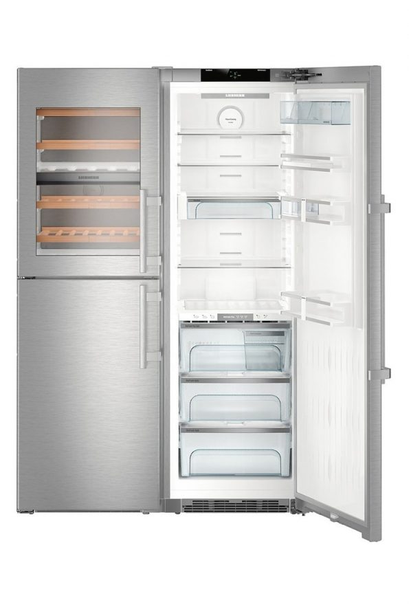 Americké chladnička Liebherr SBSes 8496