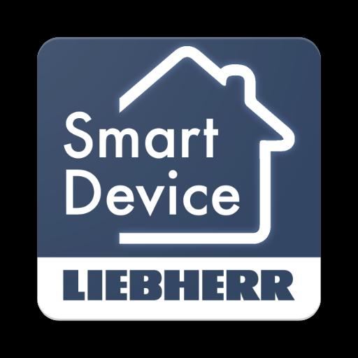 Liebherr aplikácia Smart Device