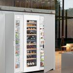 Americká chladnička Liebherr SBSWgw-99I5