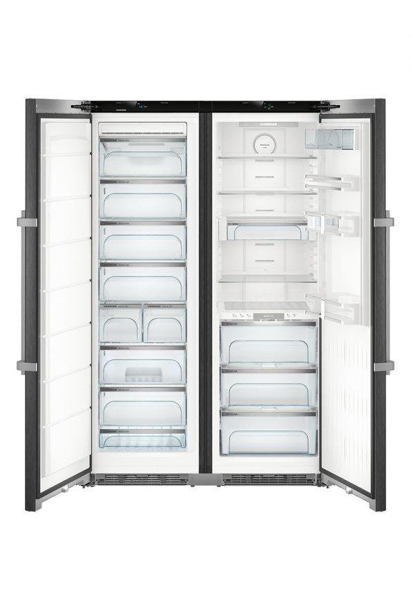 Americká chladnička Liebherr SBSbs-8683