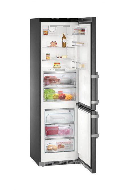 Kombinovaná chladnička s mrazničkou liebherr CBNbs 4878