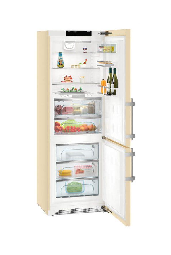 Kombinovaná chladnička s mrazničkou Liebherr CBNbe 5778