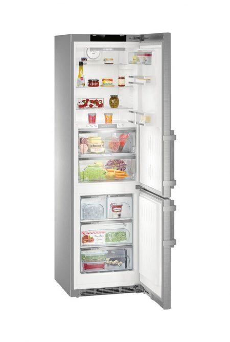 Kombinovaná chladnička s mrazničkou dole Liebherr CBNes-4898