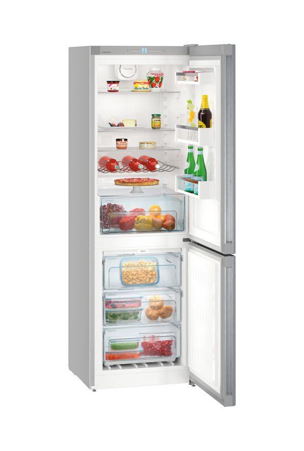 Kombinovaná chladnička s mrazničkou dole Liebherr CNPel-4313