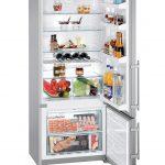 Kombinovaná chladnička s mrazničkou dole Liebherr CNPesf-4613