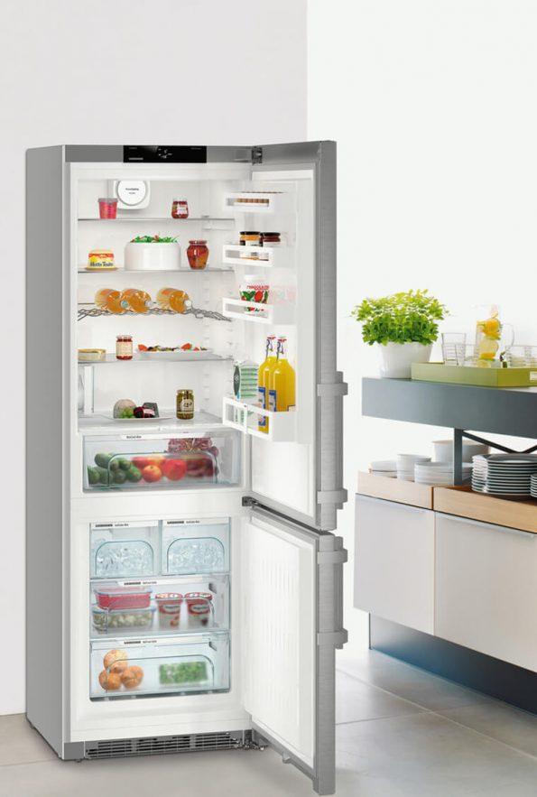 Kombinovaná chladnička s mrazničkou dole Liebherr CNef-5745