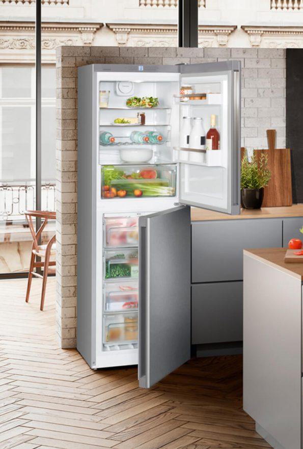 Kombinovaná chladnička s mrazničkou dole Liebherr CNel-4213