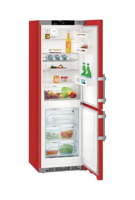 Kombinovaná chladnička s mrazničkou dole Liebherr CNfr-4335