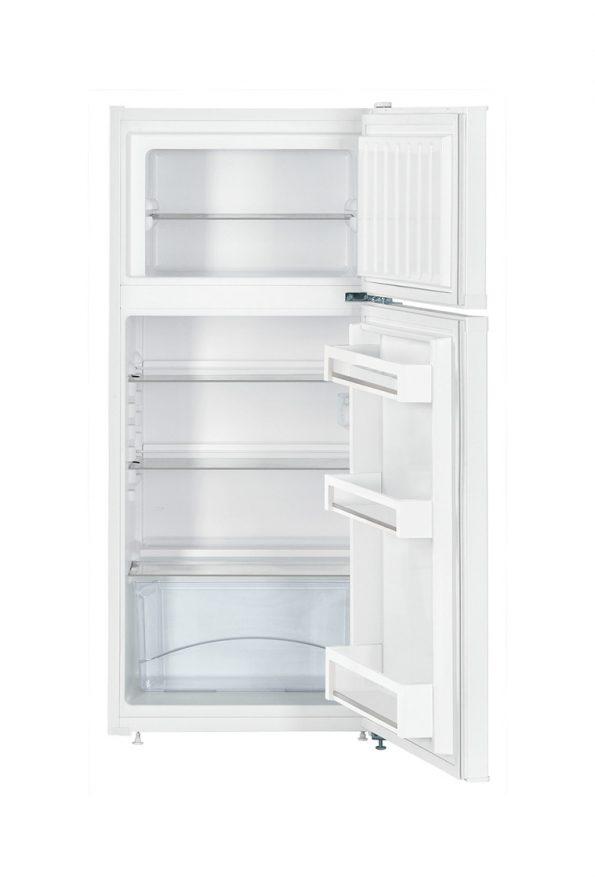 Voľne stojaca kombinovaná chladnička s mrazničkou Liebherr CTP 211 21