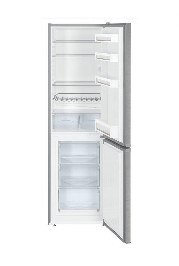 kombinovana-chVoľne stojaca kombinovaná chladnička s mrazničkou dole CUef 331-21ladnicka-s-mraznickou-liebherr-CUef-331-3