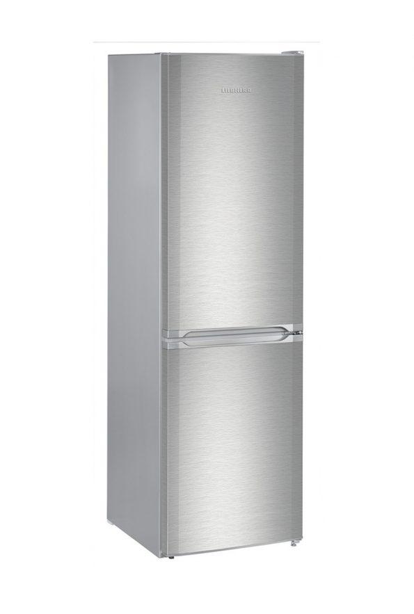 Voľne stojaca kombinovaná chladnička s mrazničkou dole CUef 331-21