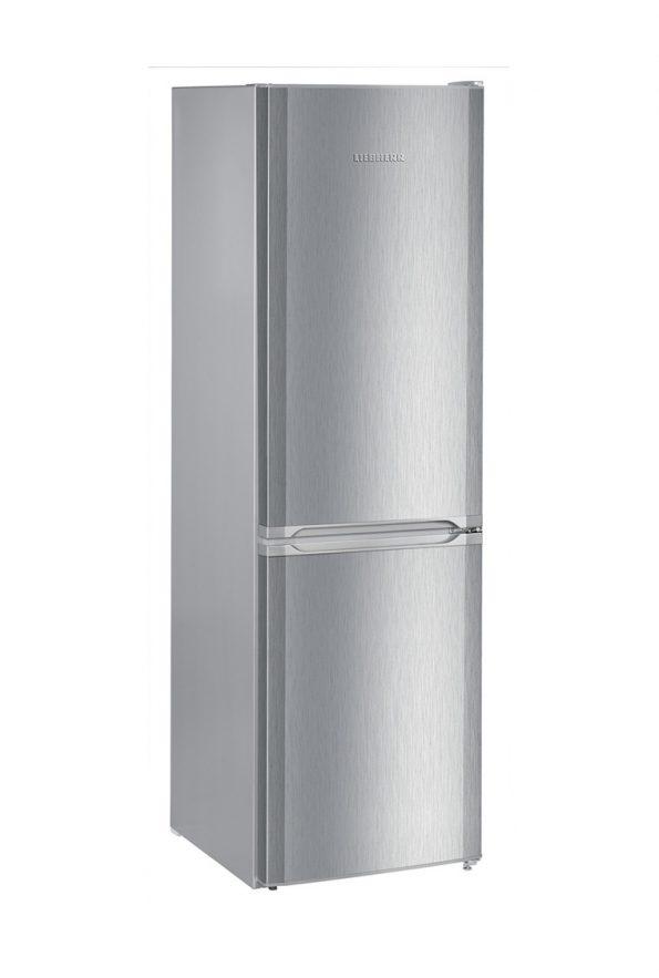 Volne stojaca kombinovaná chladnička Lieherr CUel 331