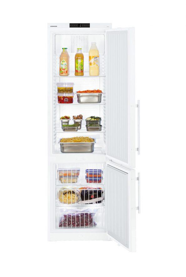 Kombinovaná chladnička s mrazničkou dole Liebherr GCv-4010