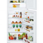 Kombinovaná chladnička s mrazničkou hore Liebherr ICTS-2231
