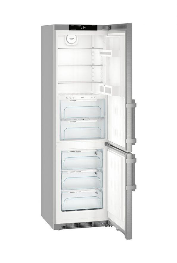 kombinovaná chladnička s mrazničkou Liebherr KGBNf 2060