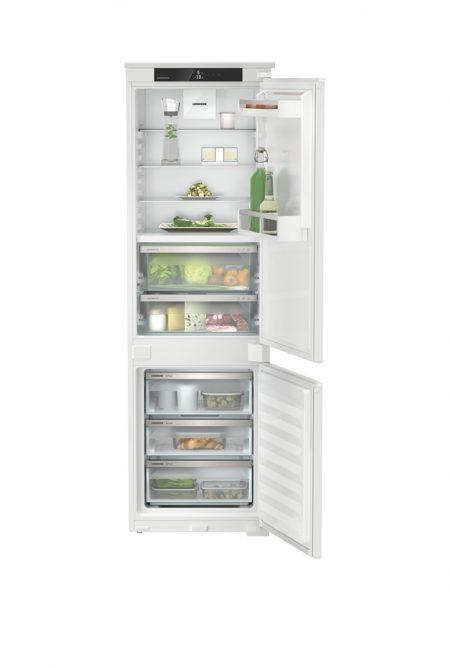 Vstavaná kombinovaná chladnička s mrazničkou dole Liebherr ICBNSe-5123
