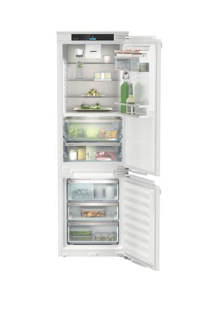 Vstavaná kombinovaná chladnička s mrazničkou dole Liebherr ICBNd-5163