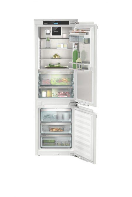 Vstavaná kombinovaná chladnička s mrazničkou dole Liebherr ICBNdi-5183