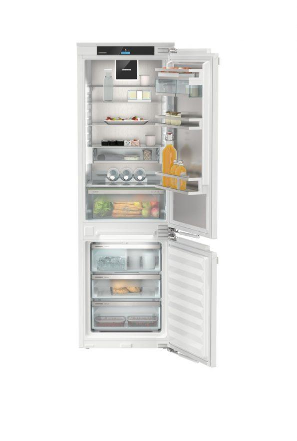 Vstavaná kombinovaná chladnička s mrazničkou dole Liebherr ICNdi-5173