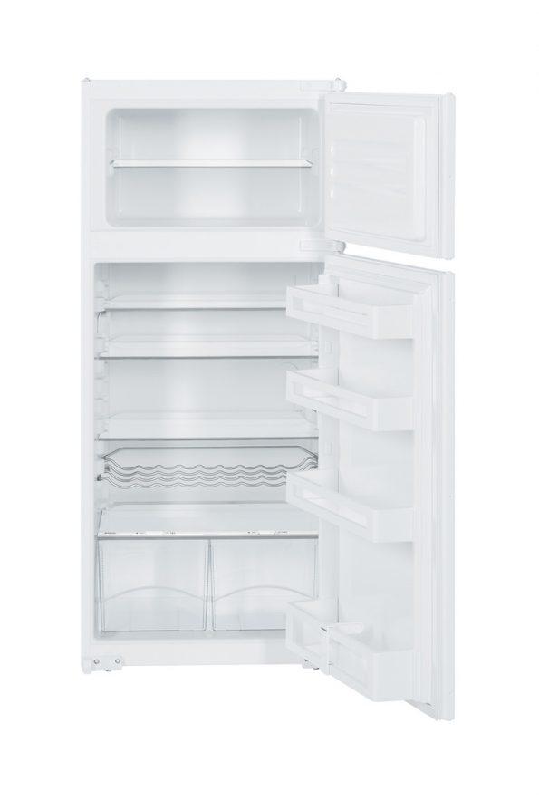 Vstavaná kombinovaná chladnička s mrazničkou hore Liebherr ICTS-2231
