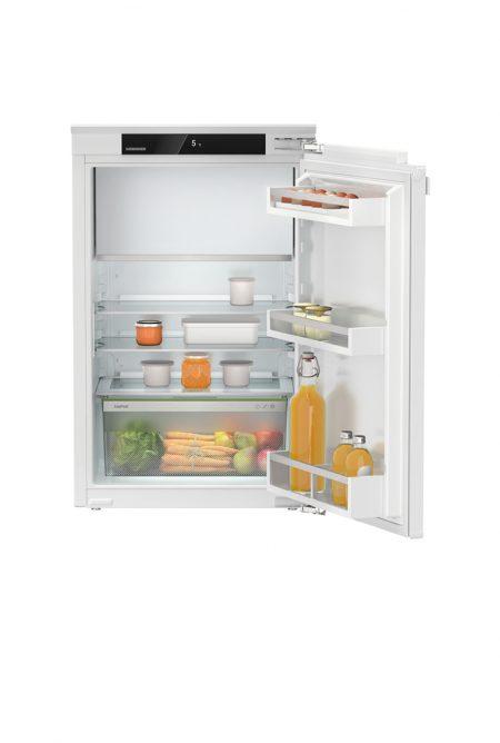 Malá vstavaná chladnička s mrazničkou Liebherr IRf-3901