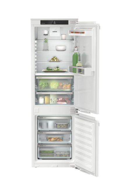 Vstavaná kombinovaná chladnička s mrazničkou dole Liebherr ICBNei-5123