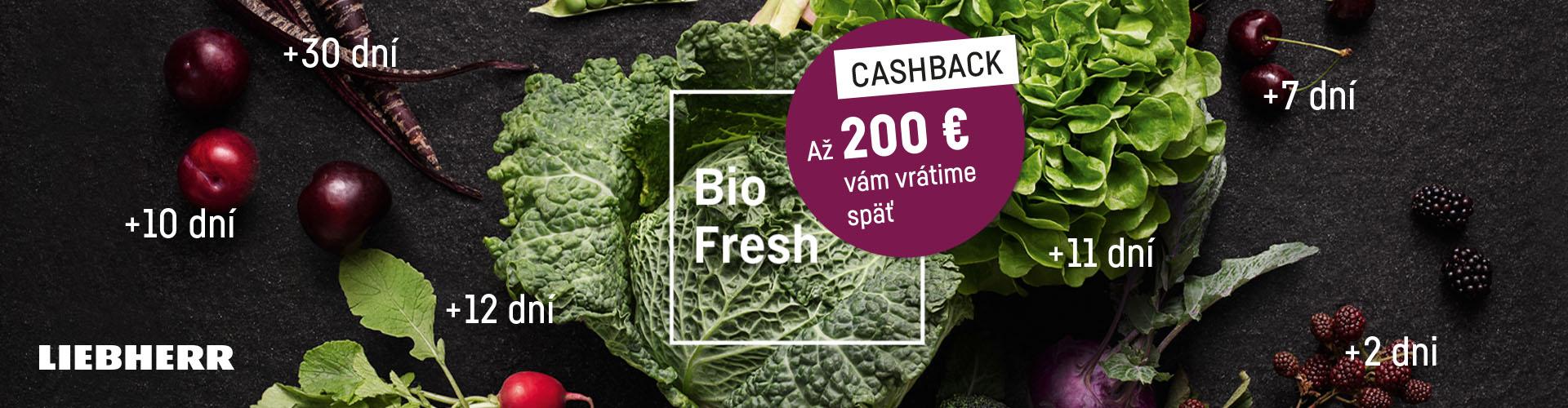 Akcia Liebherr Cashback